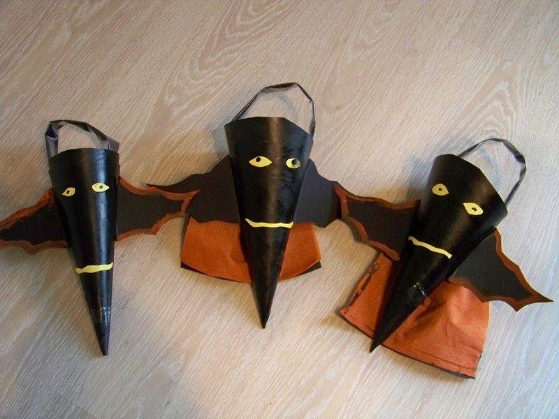 Activite manuelle enfant page 2 Bricolage maternelle halloween